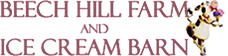 Beech Hill Farm and Ice Cream Barn Logo