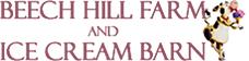 Beech Hill Farm and Ice Cream Barn Logo